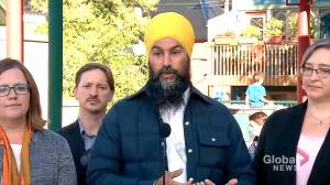 Federal Election 2019: 'We benefit a lot when we bring people in from around the world': Singh