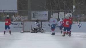 Brrr! Polar vortex brings bitter cold to western Canada (02:02)