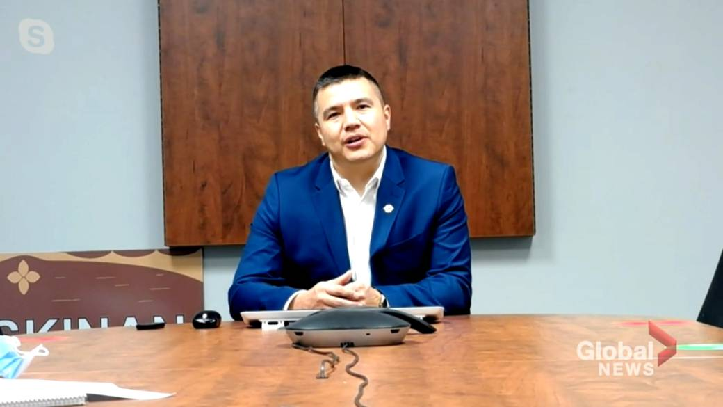 Click to play video 'Atikamekw leaders hope Joyce's Principle will improve health care for First Nations'