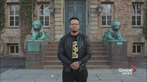 The Montrealer who just became Princeton's first-ever black valedictorian
