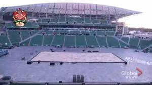 NHL takes over Regina for Heritage Classic weekend