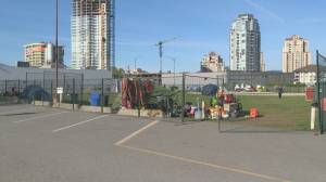 Kelowna's overnight homeless camp at Recreation Park set to close down in fall