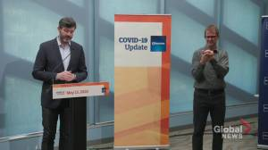 Edmonton Mayor Don Iveson on relaunch Phase 1 going ahead Thursday