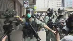 Beijing bringing new security laws to Hong Kong this week