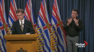 B.C. health minister on the impact of 13 deaths so far due to COVID-19