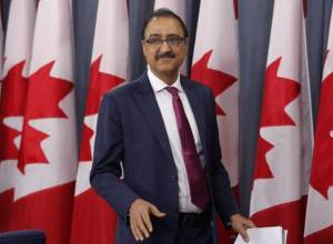 Former councilor and federal cabinet minister Amarjeet Sohi sets sights on Edmonton City Hall (06:34)