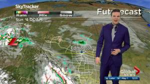 Edmonton weather forecast: Friday, May 1, 2020