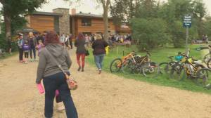 Hundreds ride to raise funds for childhood cancer