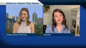 The latest on the small screen on What to Watch This Week (03:52)