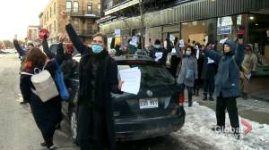 Concerned citizens mobilize and launch petition to save Montreal's Mile End neighborhood (02:14)