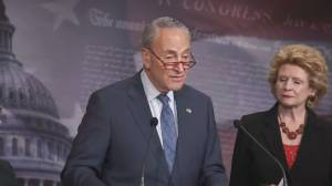 Schumer accuses McConnell of using Trump impeachment trial rules as 'cover up'