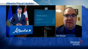 'Further spending cuts are going to happen': Political scientist on Alberta fiscal update (04:16)