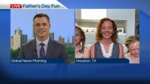 Parenting expert Maureen Dennis with tips for Father's Day