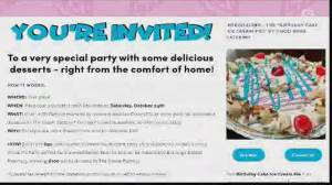 The Dream Factory invites you to the Pie Party @ Home (04:12)