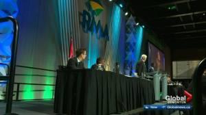 Premier Kenney addresses rural municipal leaders