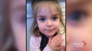 No charges to be laid in death of 2-year-old Alberta girl Brielle Morrison