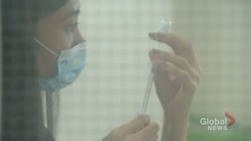Click to play video: 'France and Greece announce mandatory vaccinations for health workers. Will Canada do the same?'