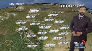 Edmonton weather forecast: Aug. 4, 2021 (03:34)
