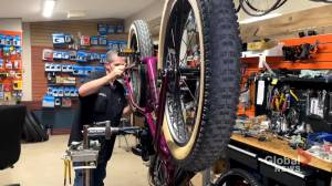 Retailer concerned over bicycle thefts in Greater Moncton (02:02)