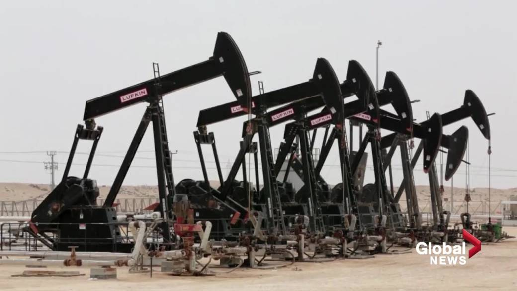 Click to play video: 'How oil prices have recovered, 1 year after WTI dropping below zero'