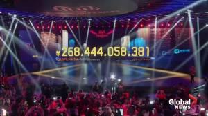Alibaba Single's Day tops $38.4B at close of festival
