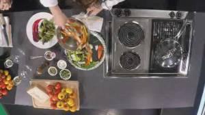 Vivo Restaurants in the Global Edmonton kitchen