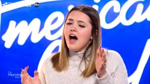 B.C. teen amazes American Idol judges (00:51)
