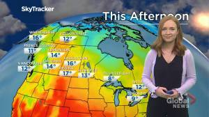 Play video: Winnipeg weather outlook: May 7