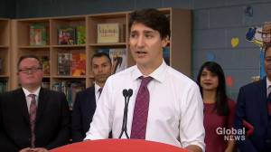 Federal Election 2019: Trudeau addresses alleged lack of transparency with media