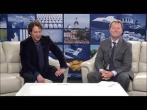 KCCU Wealth Solutions' Dwayne Henne visits Global News Morning