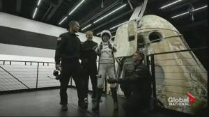 More space tourism to come after Inspiration4 crew returns from successful mission (01:50)