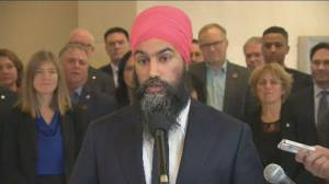 Jagmeet Singh calls on Trudeau to act on closure of New Brunswick abortion clinic