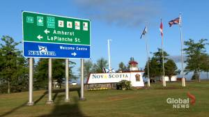Despite N.L. announcement, Nova Scotia will remain closed to rest of Canada for now (02:04)