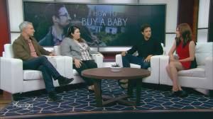 The stars of 'How to Buy a Baby'