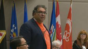 Calgary unanimously votes to condemn Quebec's Bill 21 (01:57)