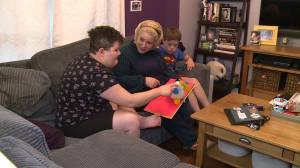 Ajax mother opening business to fill disability service gap (02:02)