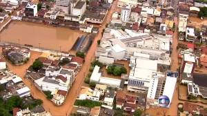 Over 30,000 displaced as flooding, heavy rains lash southeast Brazil