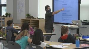 Toronto Public Health investigating COVID-19 outbreaks at 2 schools (01:54)