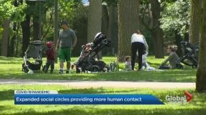 Coronavirus: Ontario residents encouraged to create social circles