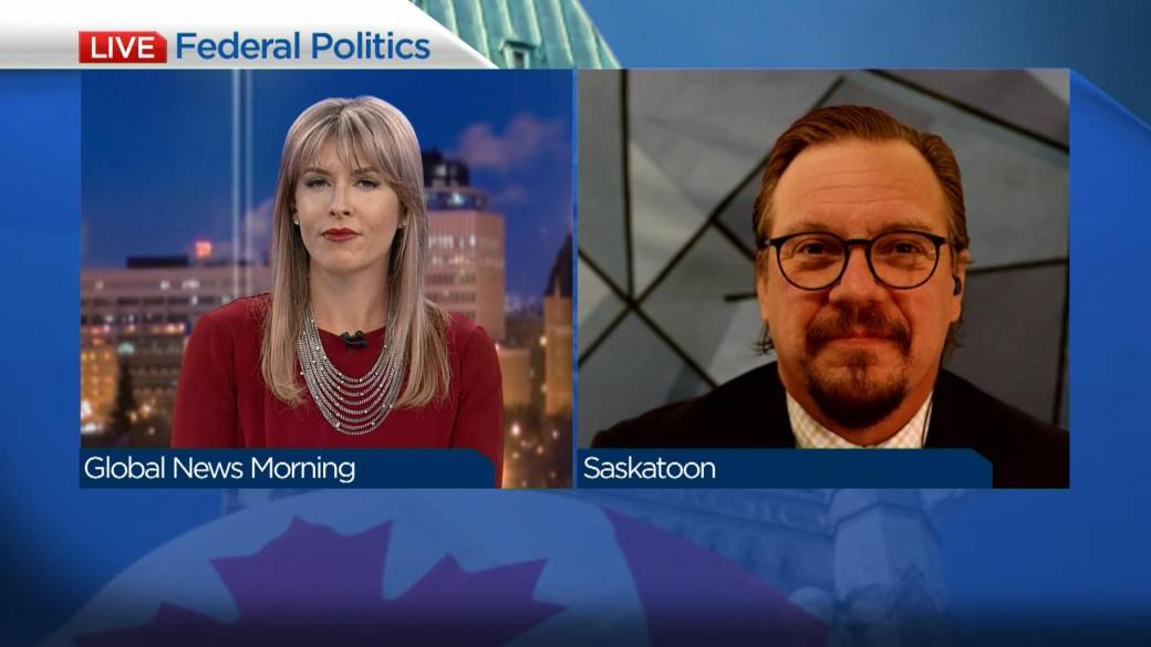 Click to play video 'Throne speech, carbon tax case headline busy political week'