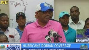 Hurricane Dorian kills at least 5 people in Bahamas, prime minister says
