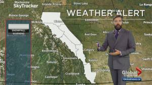 Edmonton Weather Forecast: Oct. 7