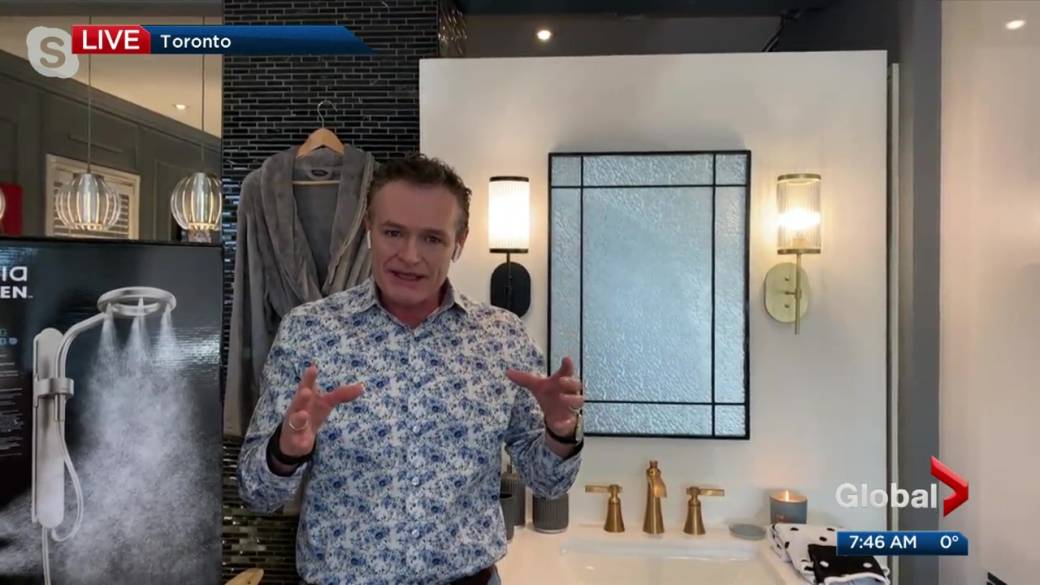 Click to play video: 'Spring bathroom renovation tips'