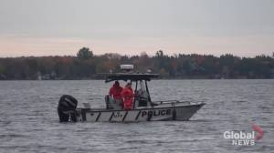 One dead, another missing after boat capsizes on Chemong Lake near Curve Lake First Nation (02:13)