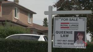 Royal LePage forecasts cooling of housing market in 2022 (01:52)