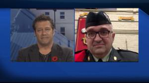 Global News Morning tees up Remembrance Day 2020 (05:05)