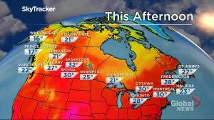 Winnipeg weather outlook: Aug. 6 (01:49)