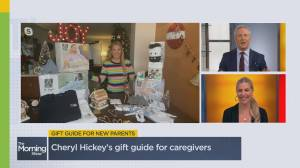 Finding the perfect holiday gifts for new parents (05:48)