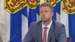 Premier Rankin speaks with Global News Morning (07:12)