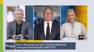 Kevin Newman reflects on 20 years of 'Global National' (05:27)